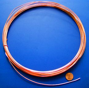 Craft wire for art jewelry and sculpture square solid copper wire greentooth Choice Image