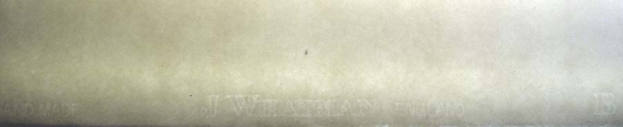 j whatman paper watermark Judging the authenticity of prints by the the presence of a j whatman watermark is or later restrikes are on paper with that watermark.