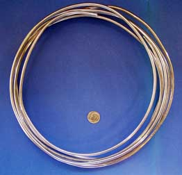 Craft wire copper aluminum nickel brass all sizes fast shipping greentooth Gallery