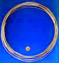 Nickel sheet wire for craft jewelry sculpture fast shipping approximate 12 gauge thickness may not appear correctly on all screensmore about thickness keyboard keysfo Images
